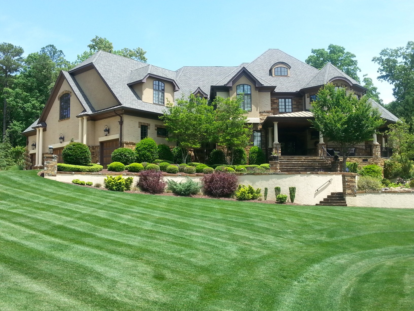 Jt S Landscaping Portfolio Raleigh Landscaping Projects